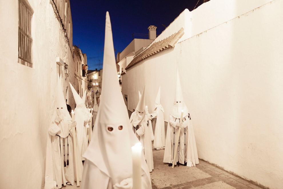Страстная седмица в Испании