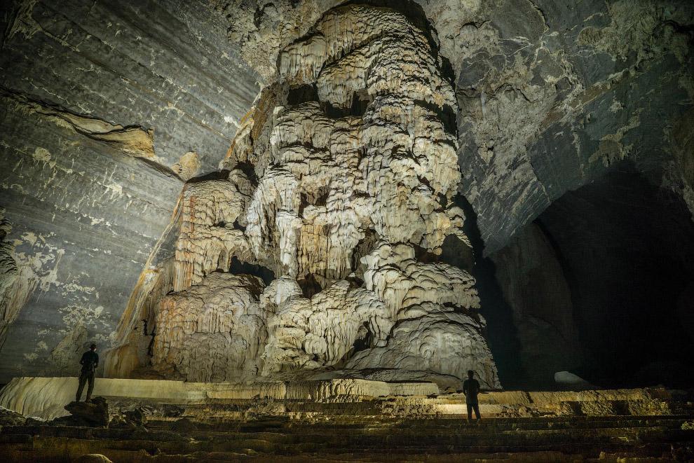 Пещера Tham Khoun — затерянный мир в Лаосе