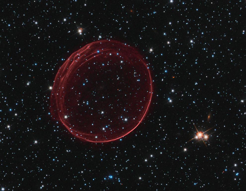 Остаток сверхновой 0509