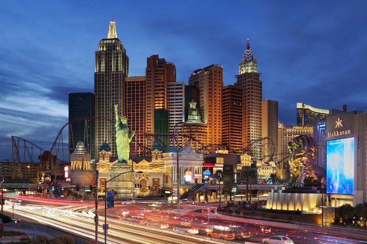 Лас-Вегас - місто обман