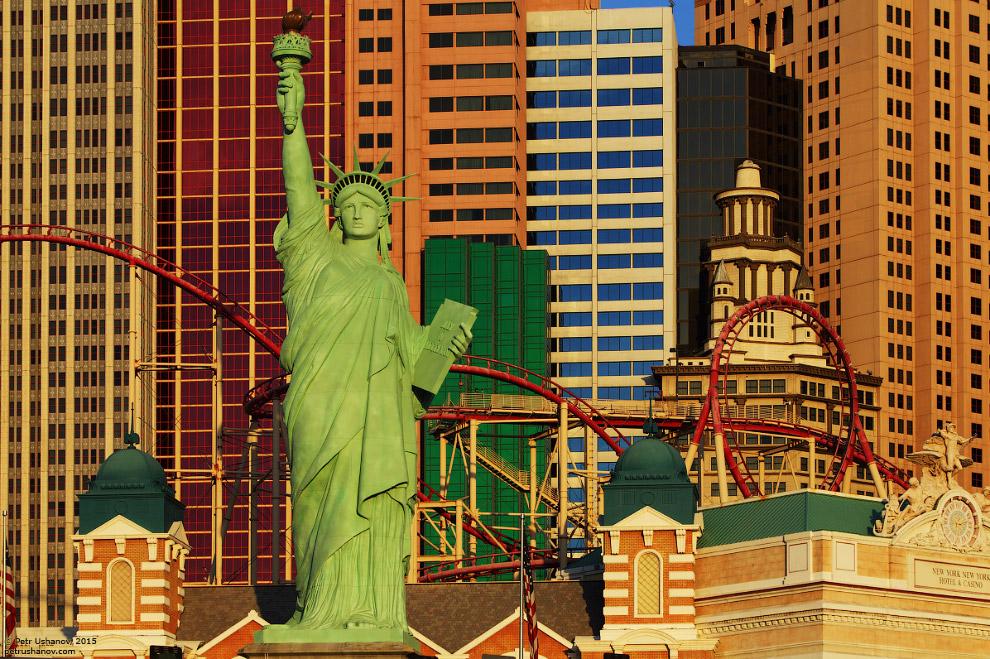 Копія статуї Свободи