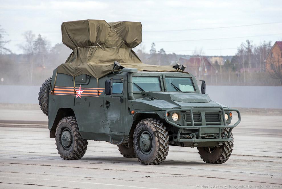 Противотанковый ракетный комплекс «Корнет-Д»