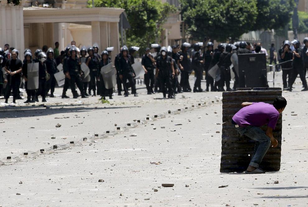 Столкновения в Каире