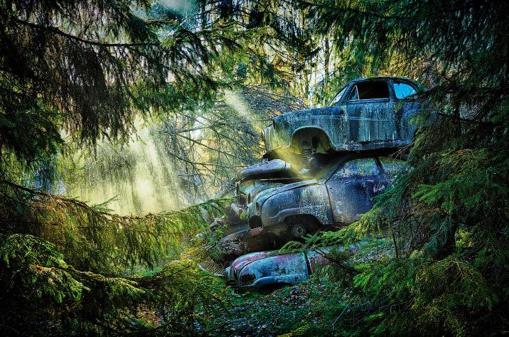 Кладбище машин