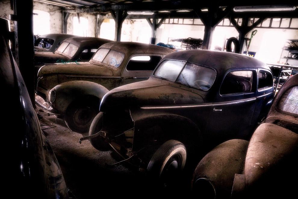 Форды 1939-1949 годов