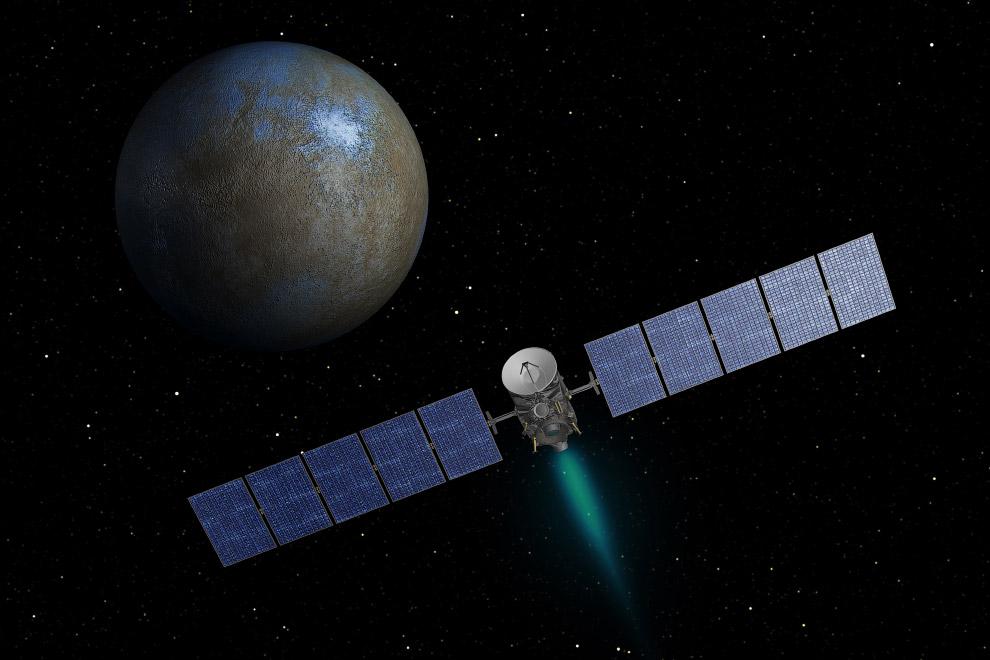 Автоматическая межпланетная станция Dawn