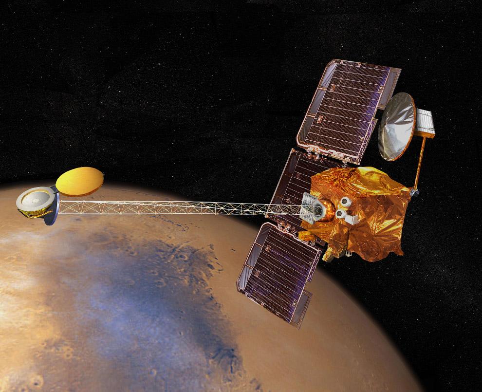 Марс Одиссей