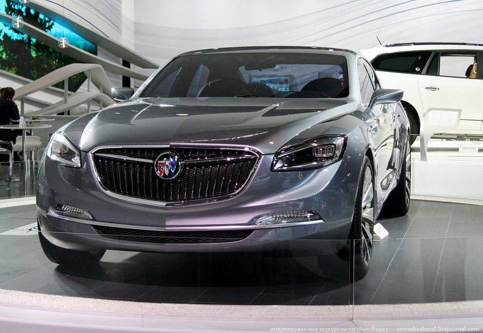 Buick Avenir