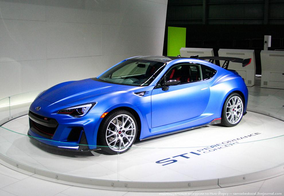Subaru STI Performance
