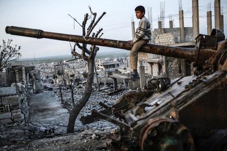 Сирия: 4 года войны