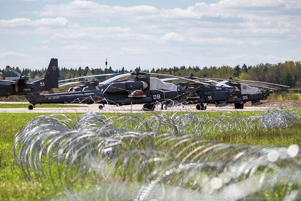 Ракетные комплексы на колесах PC-24 «Ярс»