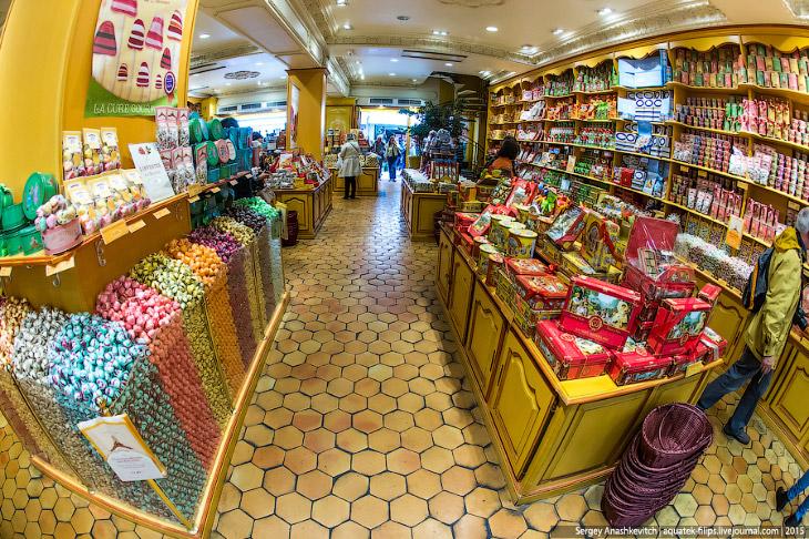 Рай для сладкоежки по-французски