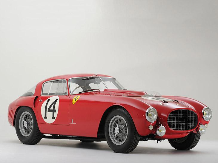 Ferrari 340/375 MM Berlinetta 'Competizione'