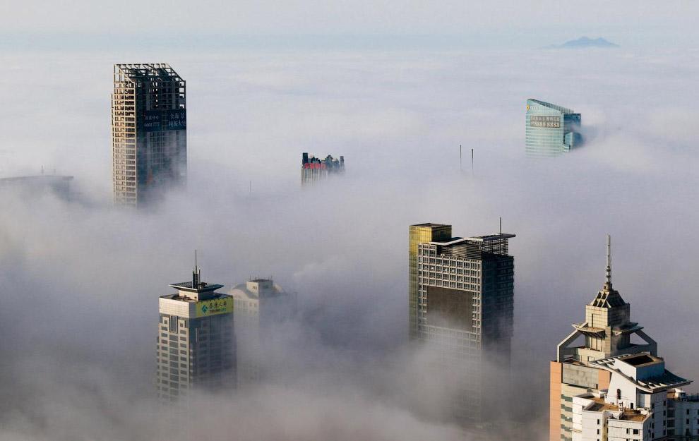Циндао, Китай