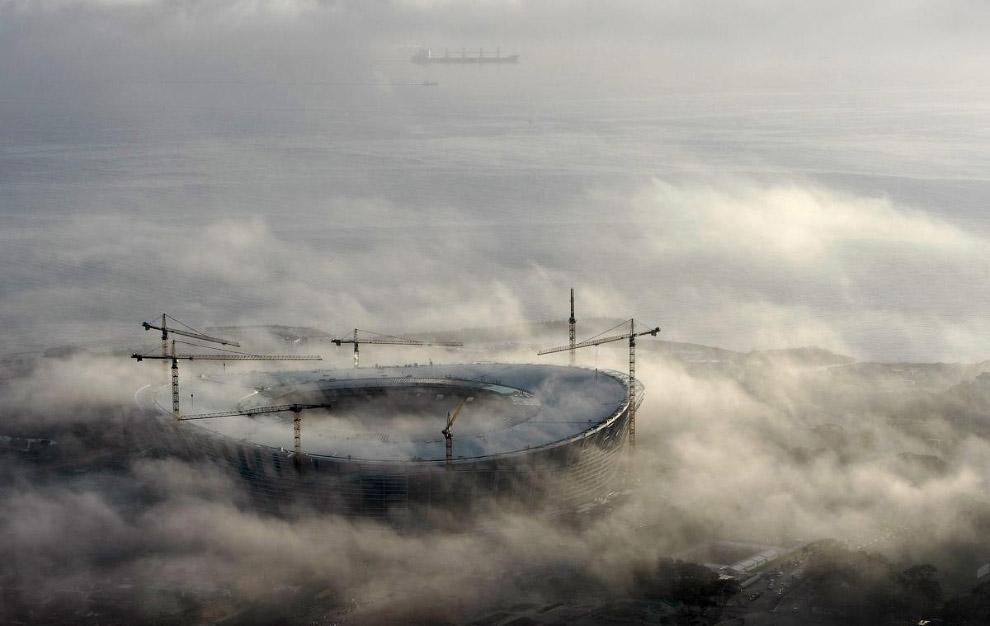 Стадион в Кейптауне