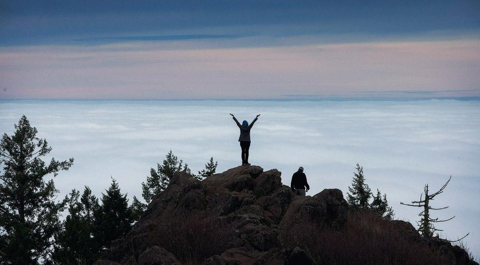 Юджин — второй по величине город в штате Орегон