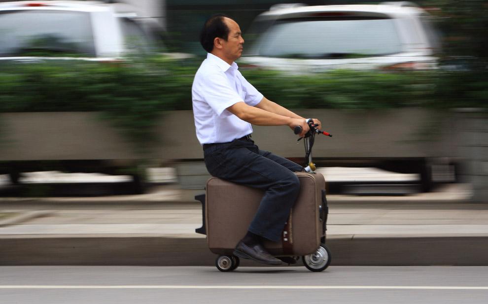Автомобиль-чемодан