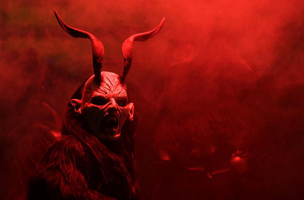 Дьявол или чёрт (Крампус