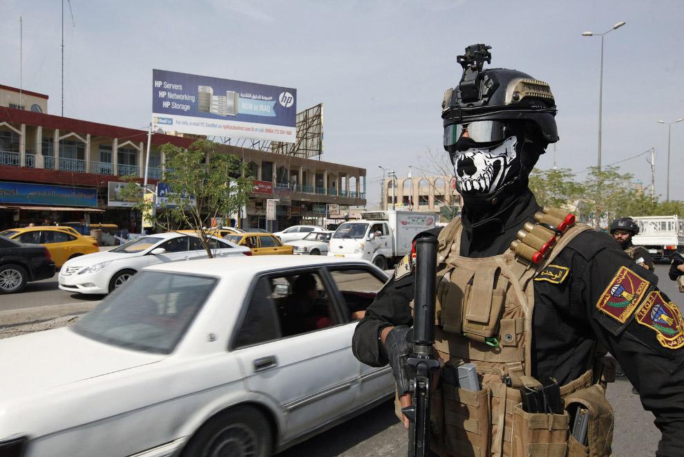 В Багдаде не все спокойно