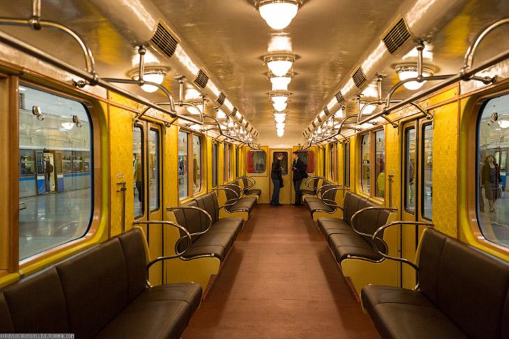 80 лет Московскому метро