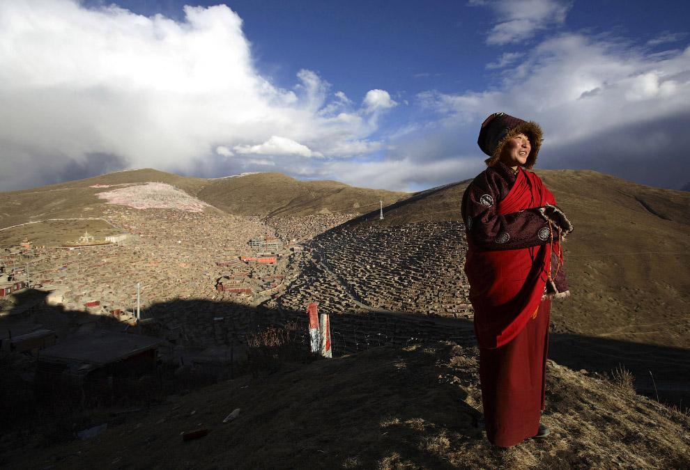 Это была экскурсия во впечатляющий тибетский монастырь Седа