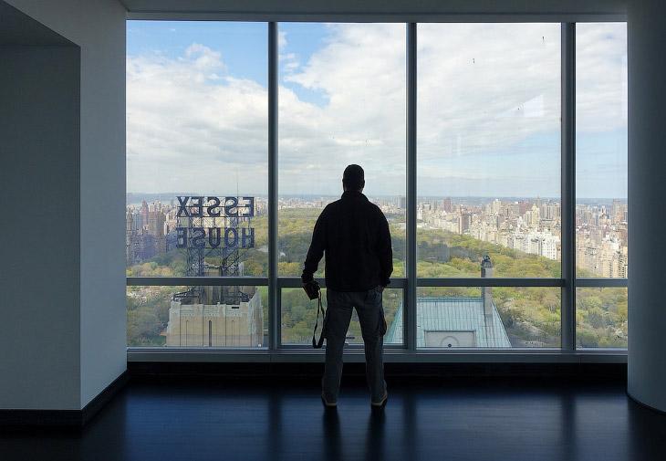 Вид из окна за 22 миллиона долларов