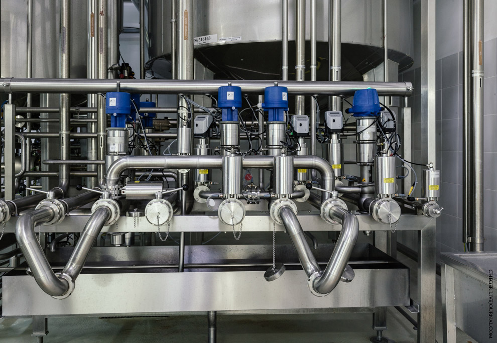 Как варят пиво