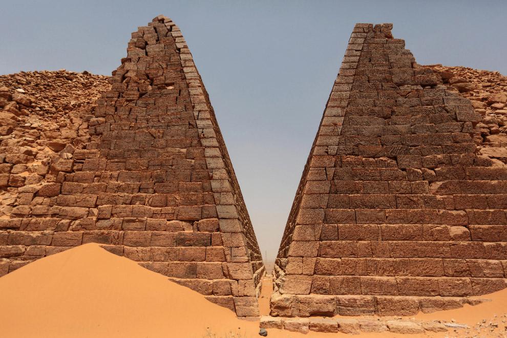 Забытые пирамиды Мероэ