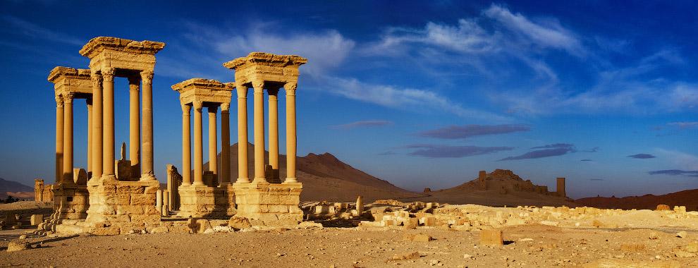 Сирия. Пальмира