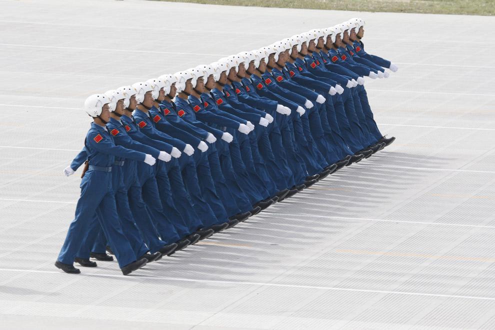 Китайские летчики