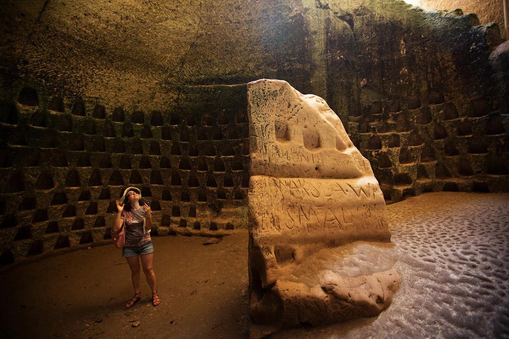 Пещеры Бейт Гуврин-Мареша