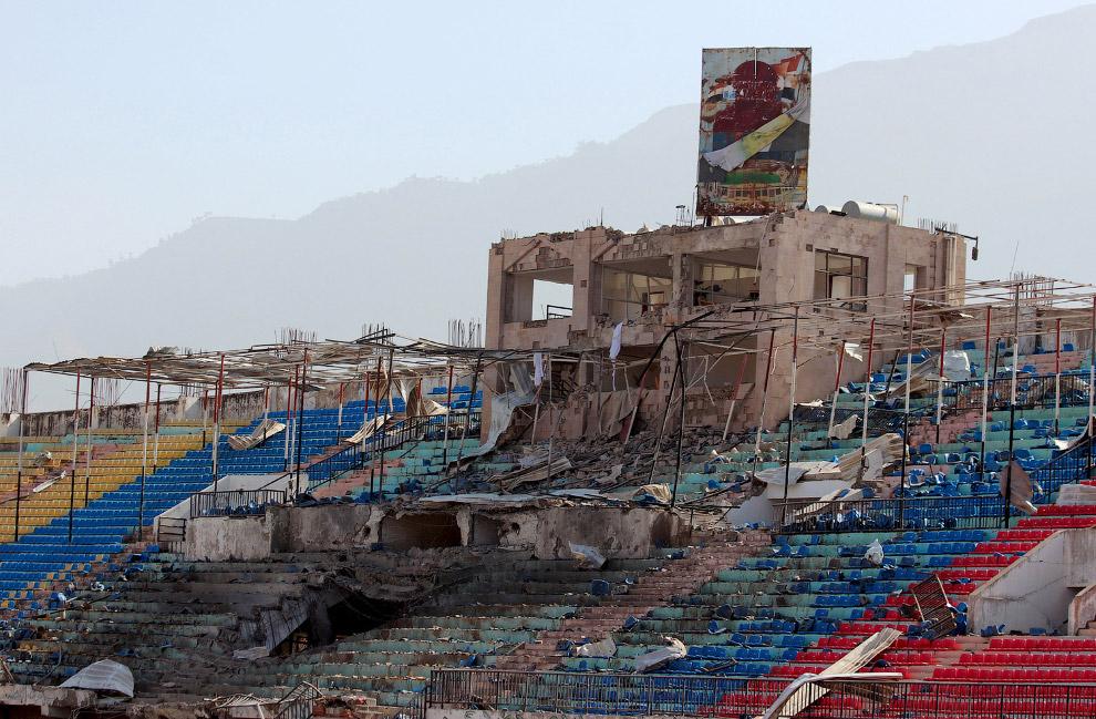 Бывший стадион