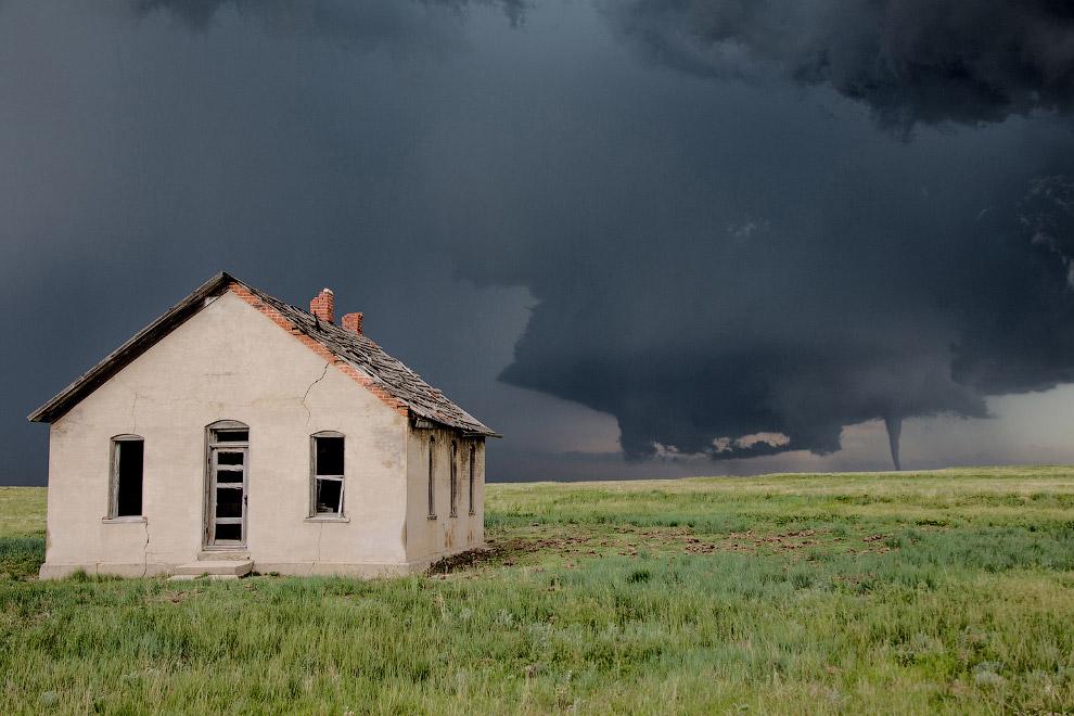 Торнадо в Колорадо