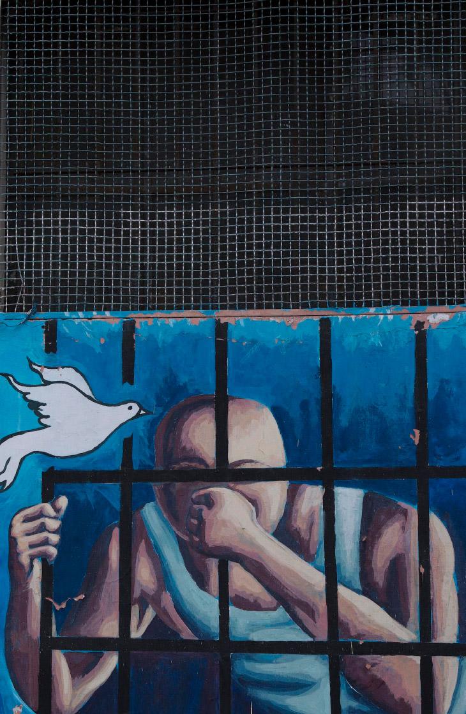 У тюрьмы «Гарсиа Морено» был местный психолог Оскар Ортис