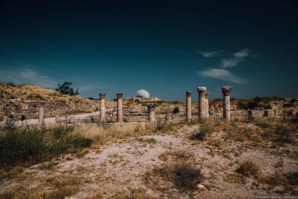 византийская базилика, созданная в V-VI веках нашей эры
