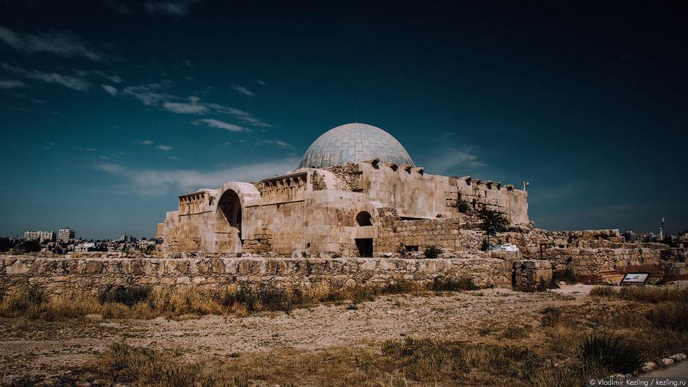дворец Омейядов