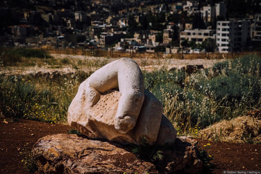 Иорданская сказка. Амман