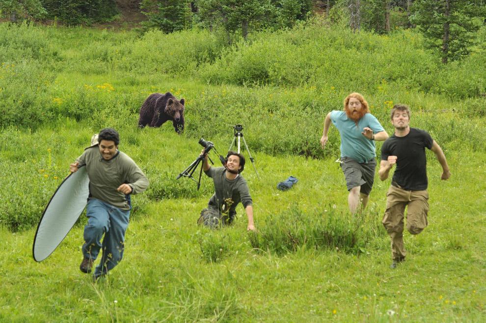 Безумные фотографы