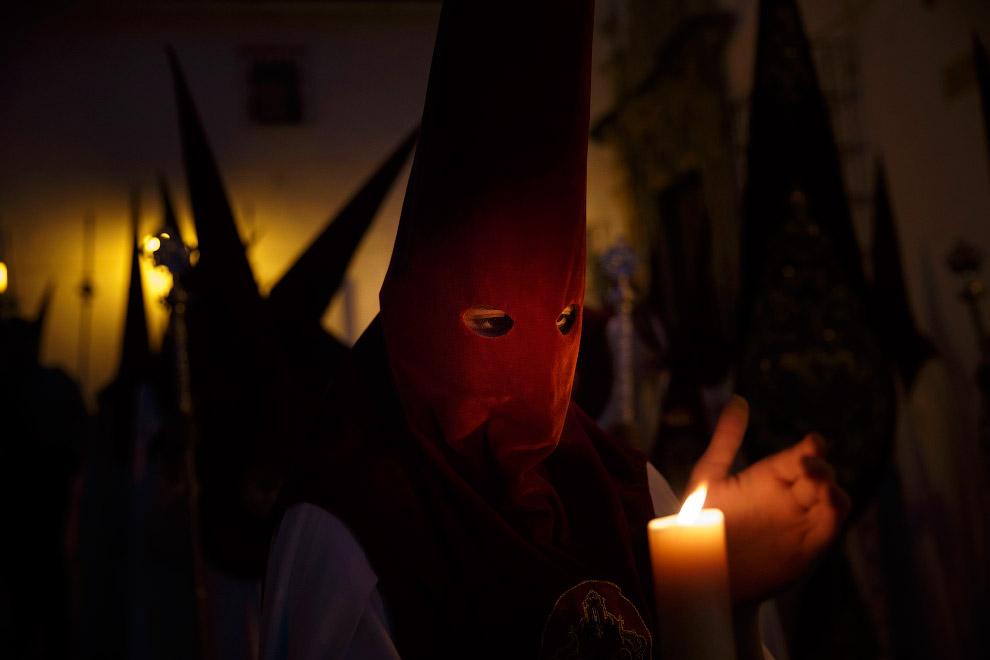 Огонь и свеча