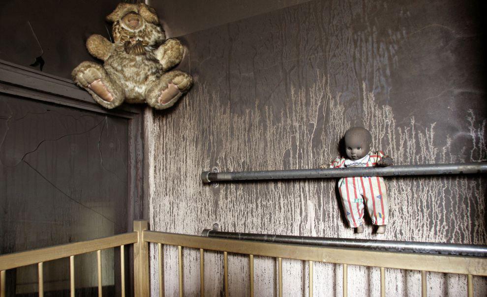 Призраки в детском доме в Сараево