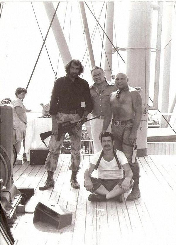 Пираты ХХ века