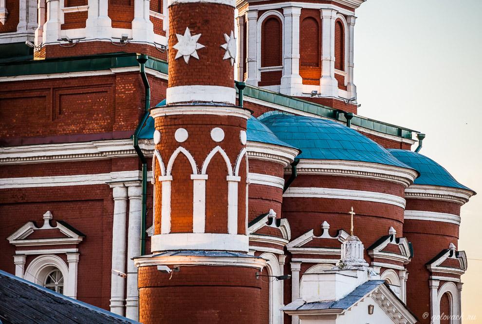 КОЛОМНА - ДРЕВНЕЙШИЙ ГОРОД РОССИИ