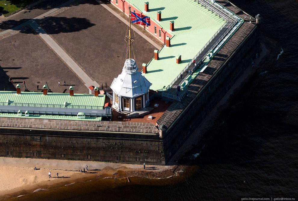 Флажная башня и Невская панорама
