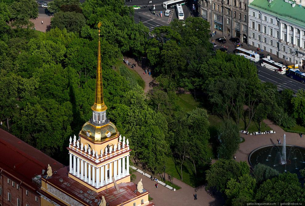 Главная башня Адмиралтейства