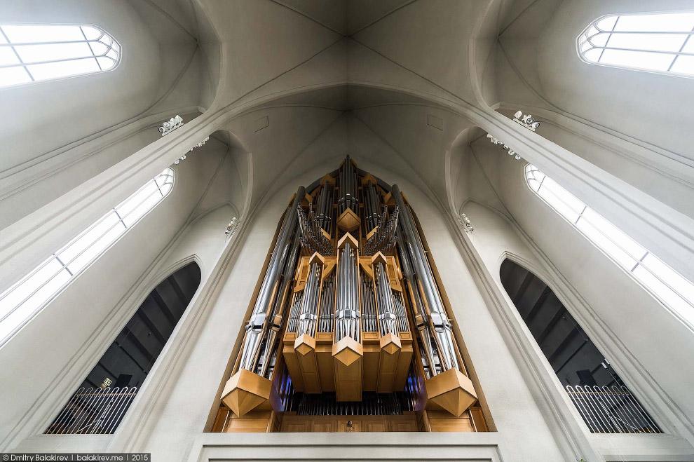 церковь Хатльгримскиркья