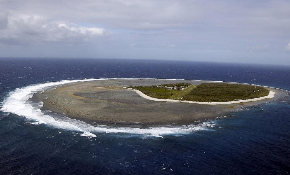 Это Остров Леди-Эллиот