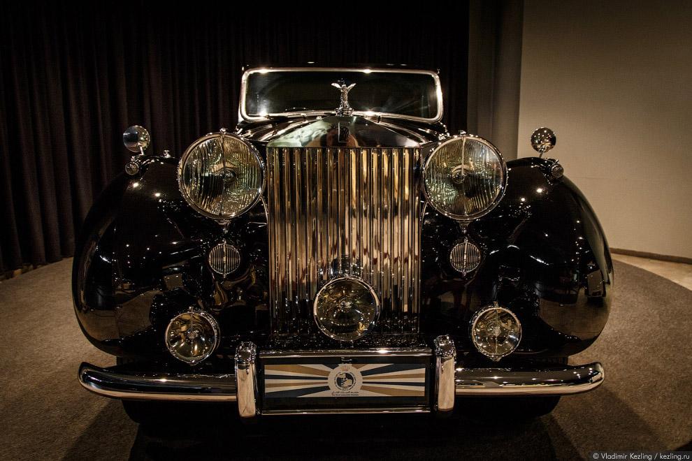 Rollce-Roys Phantom IV 1952—1953 годы