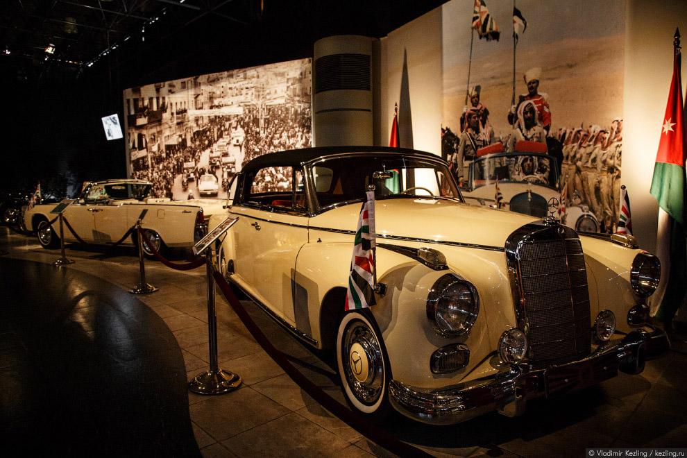 Mercedes-Benz 300 D Cabriolet