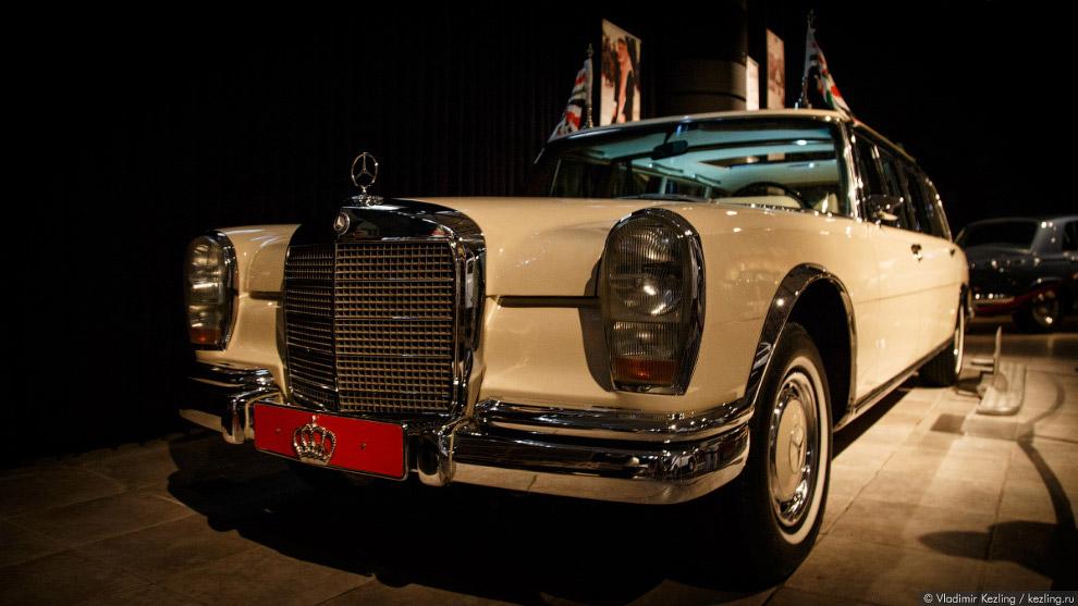 Mersedes-Benz 600 LWB «Pullman»