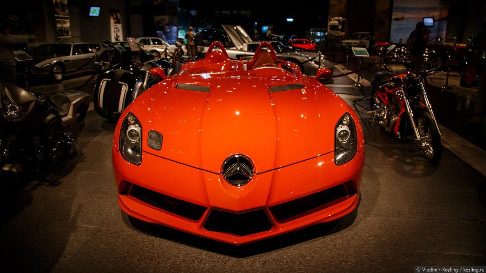 Mercedes-Benz SLR McLaren «Stirling Moss»